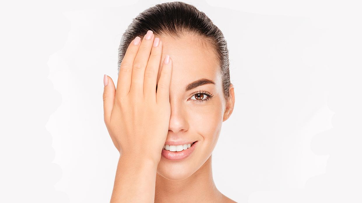 Как наносить макияж так, чтобы глаза выглядели больше