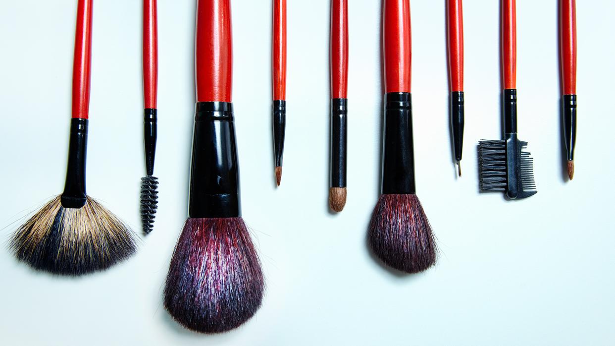 Основные кисти для макияжа