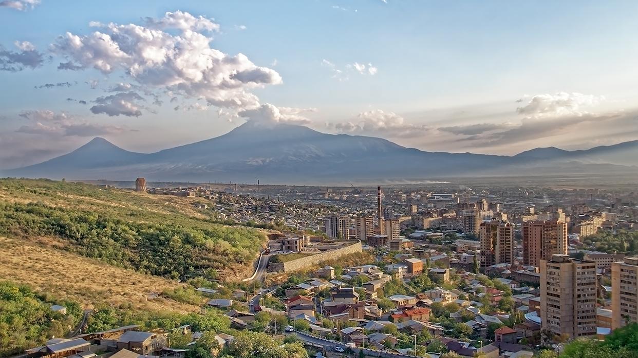 Вдохновение Арменией