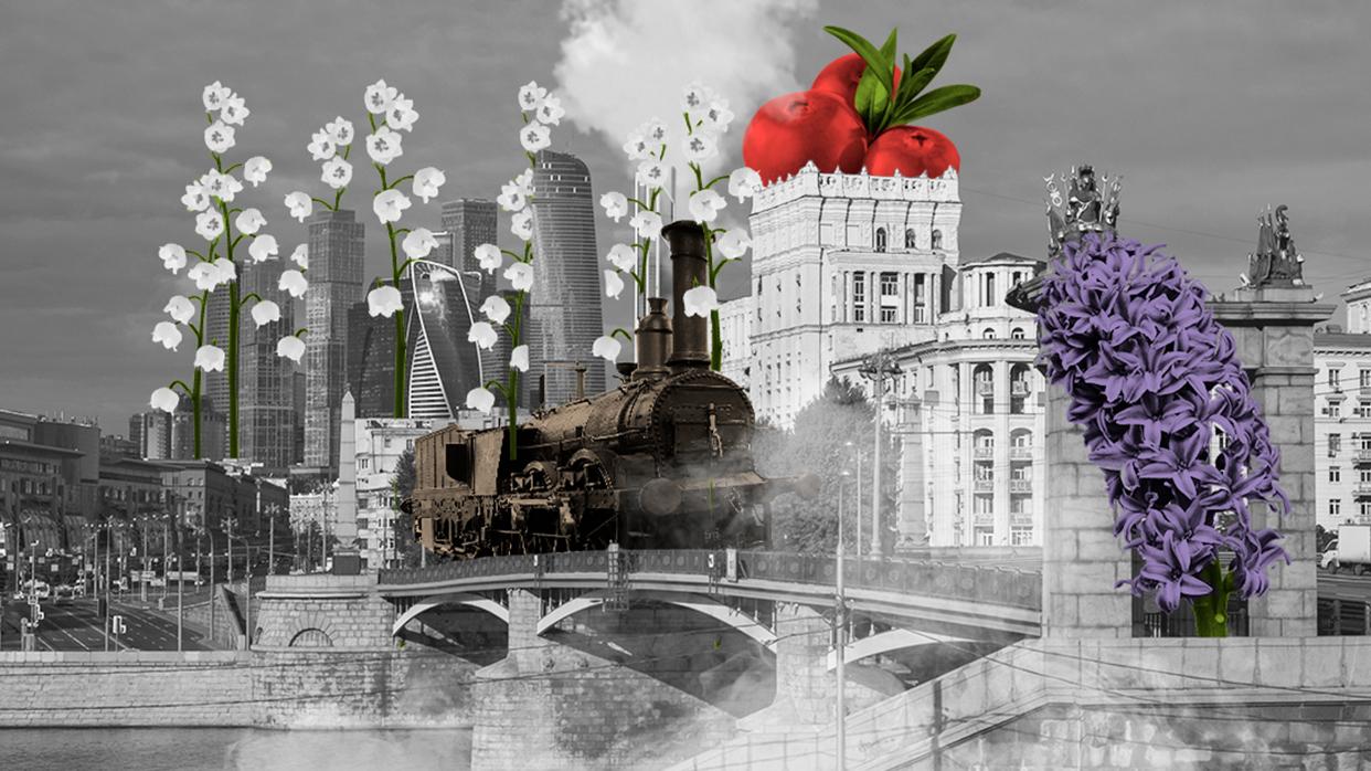 Чем пахнет Москва: рассказывают известные западные парфюмерные эксперты
