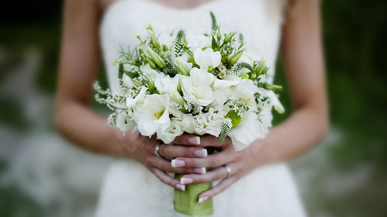 7золотых правил, как подобрать свадебный маникюр