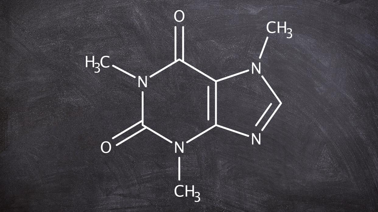 Зачем вкосметику добавляют кофеин