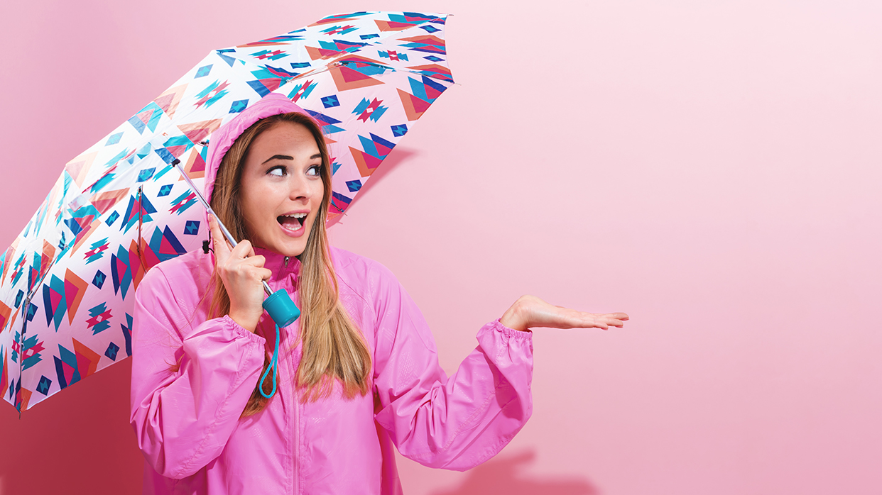 Как выглядеть стильно вдождливую погоду