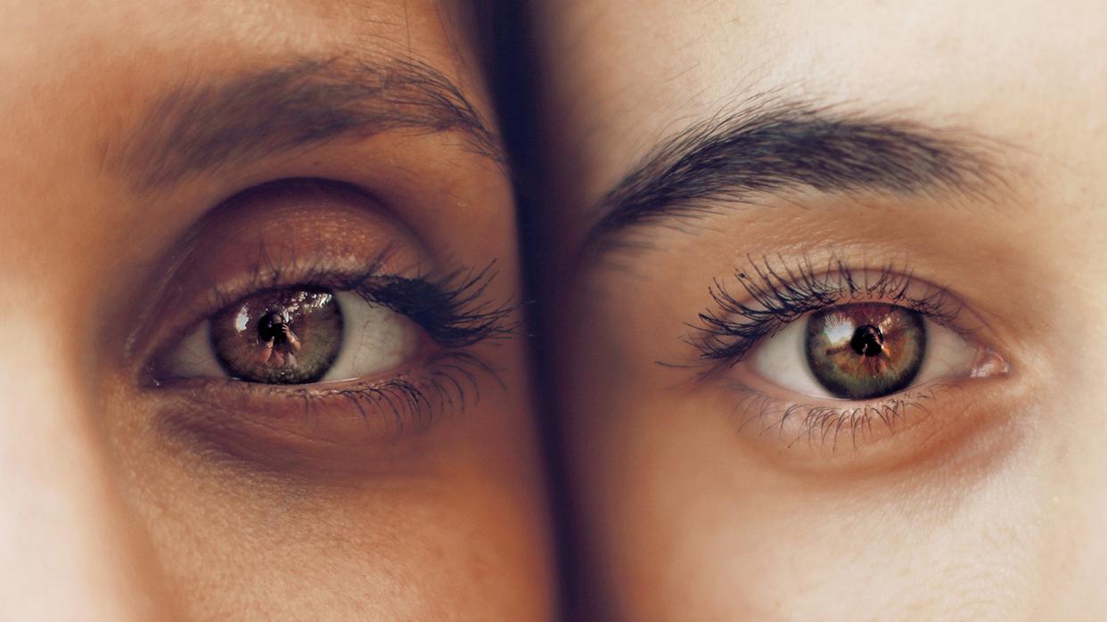 Глаза прекрасны влюбом возрасте