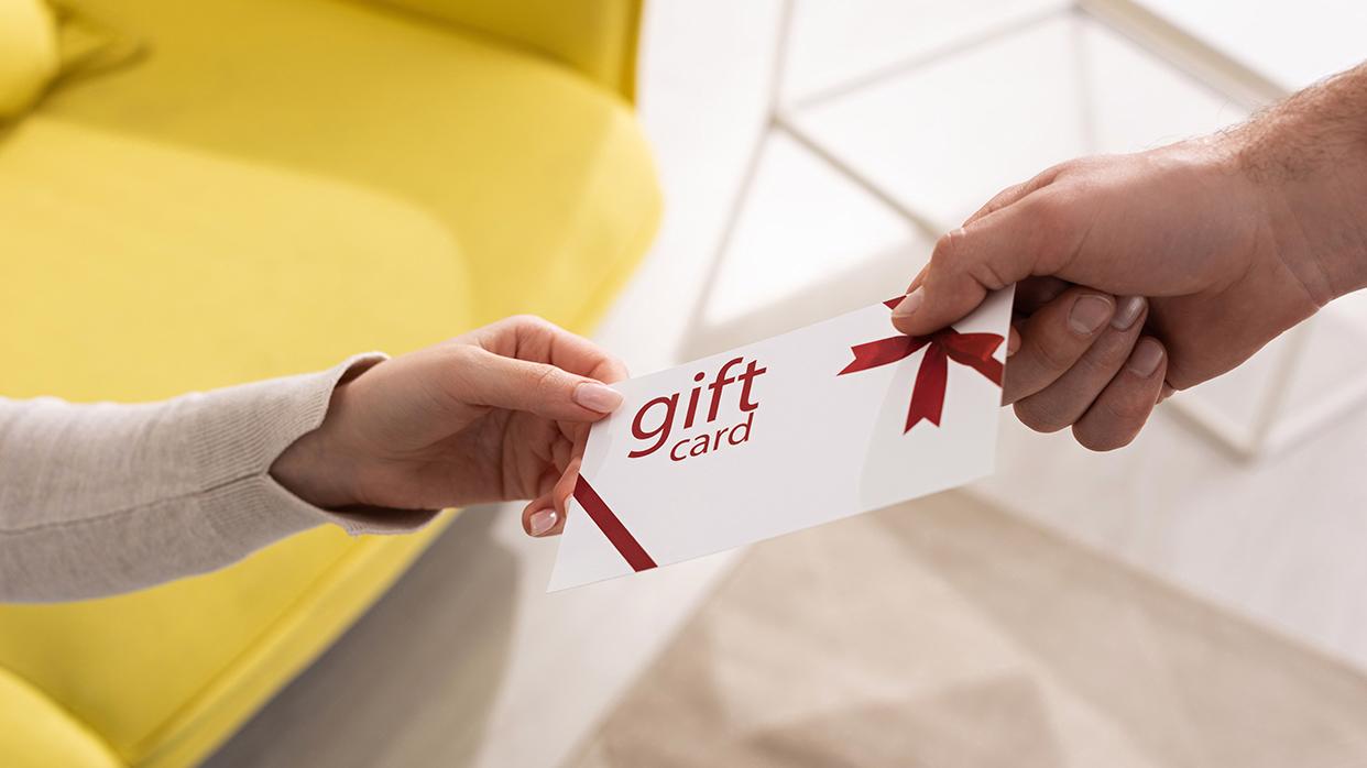 Подарочные сертификаты COKOLOCO: узнайте больше