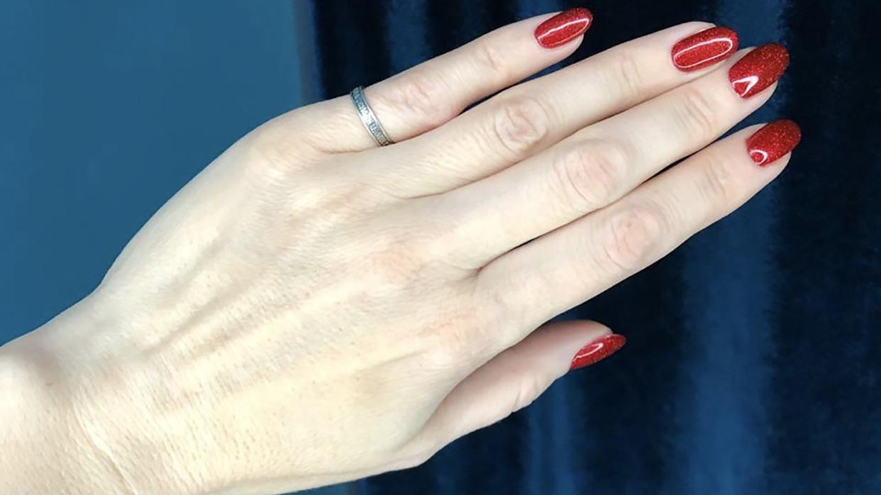 Хочешь длинные ногти— делай выравнивание!