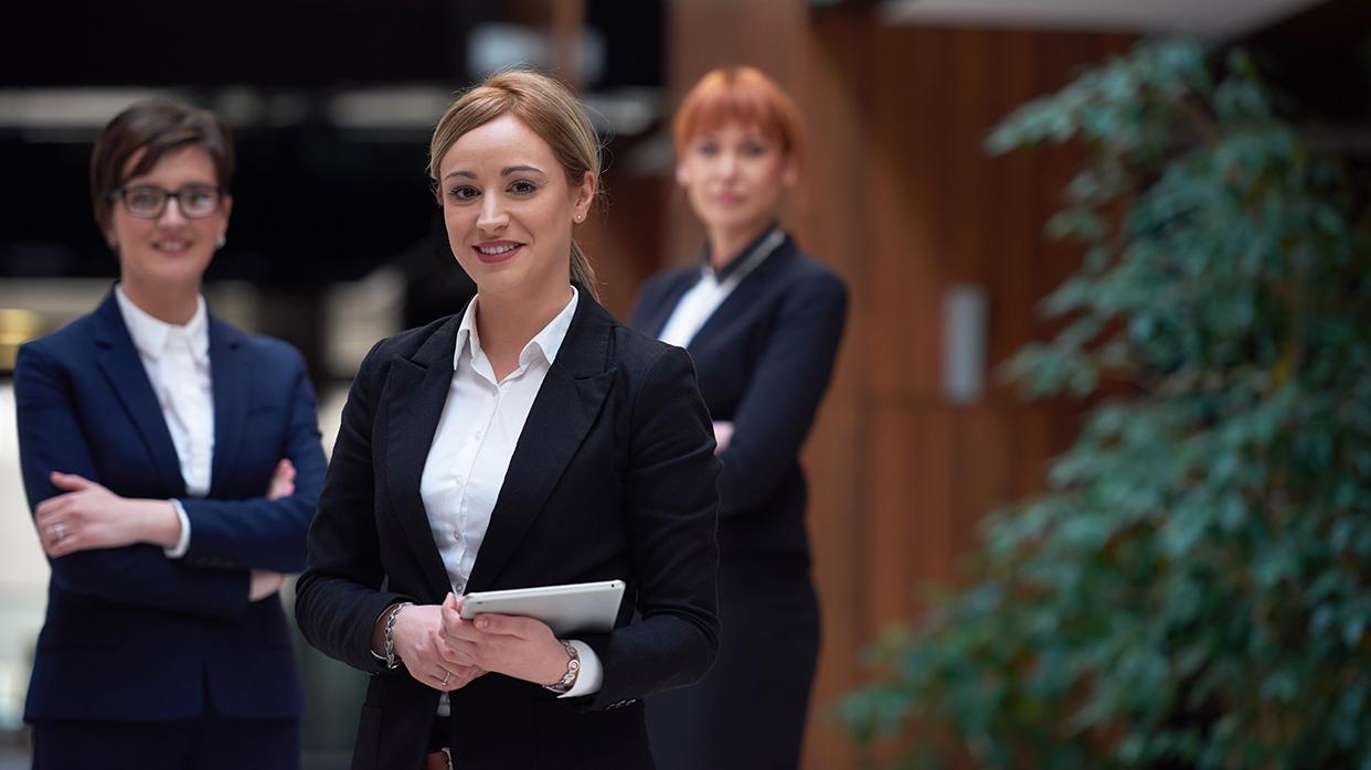 Идеальный образ деловой женщины