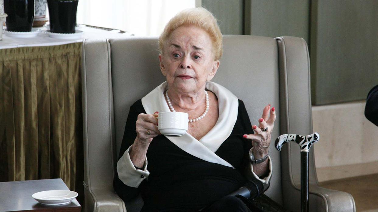 Эрна Натсен— легенда мирового кофейного сообщества