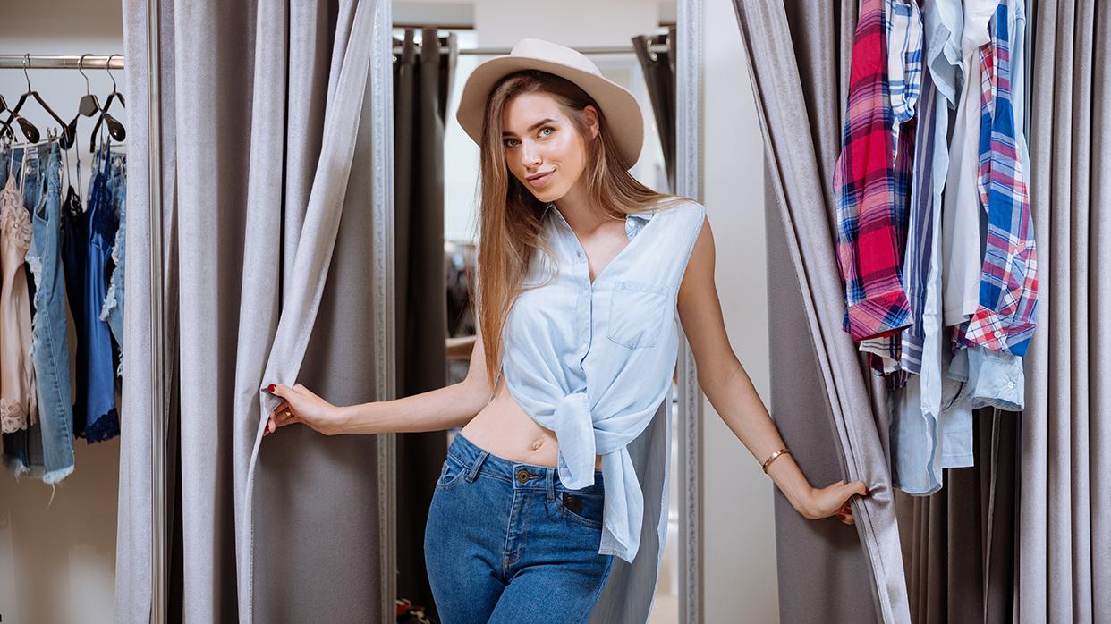 Выбор гардероба для невысокой девушки